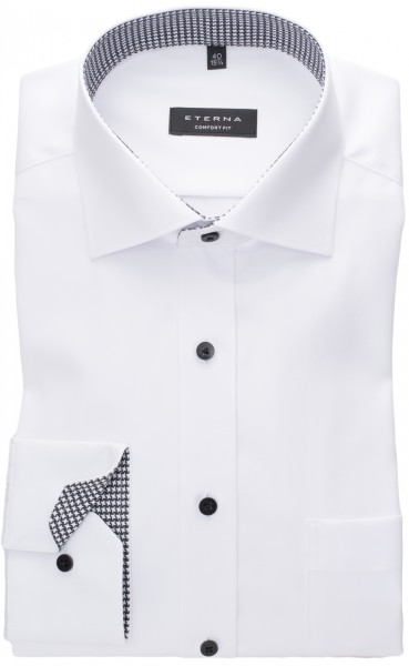 Hemd ETERNA comfort fit (Classic Kent, Cover Shirt)